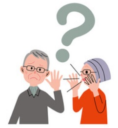How to deal with loss of hearing elderly