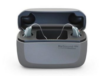 ReSound LiNX Quattro rechargeable hearing aids