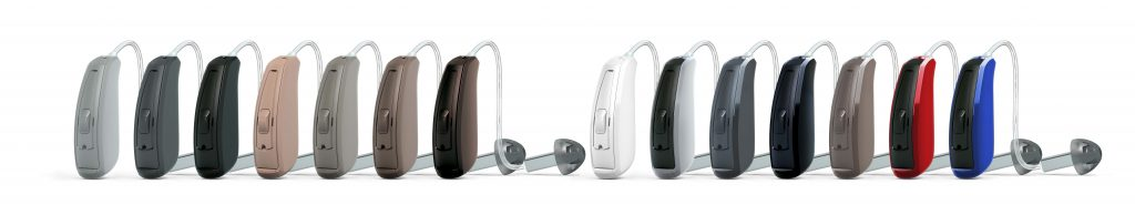 hearing aids ReSound LiNX2 Full Family Line Up LS RIE Color Line up 61 MP