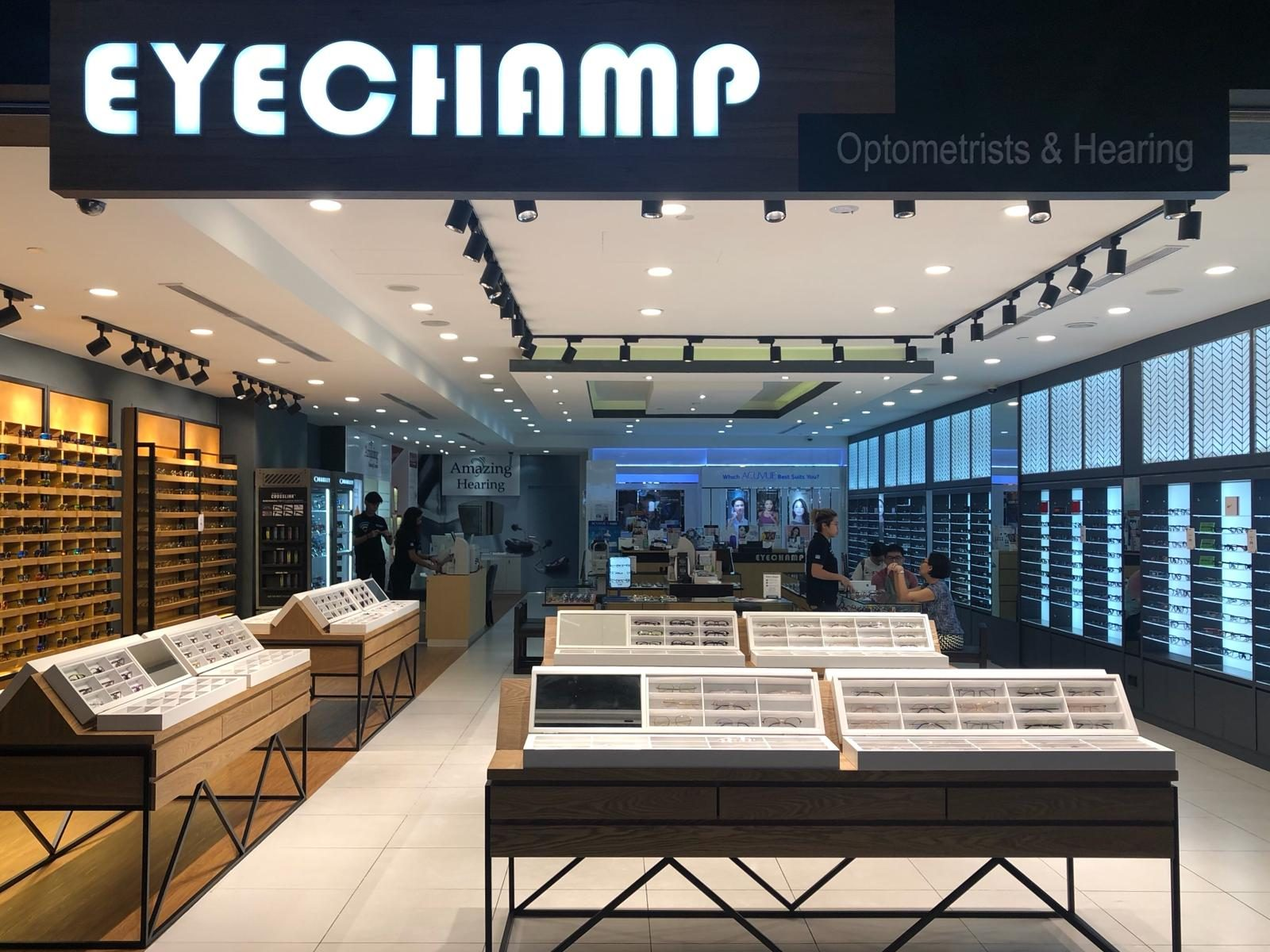eyechamp amazing hearing centre NEX resound denmark hearing aids