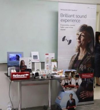 Learn more about ReSound Denmark hearing aids at our outlets.