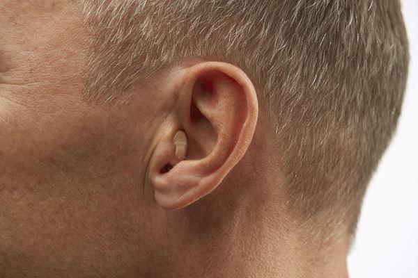 in canal custom hearing aid