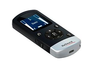 ReSound hearing aid remote control 2
