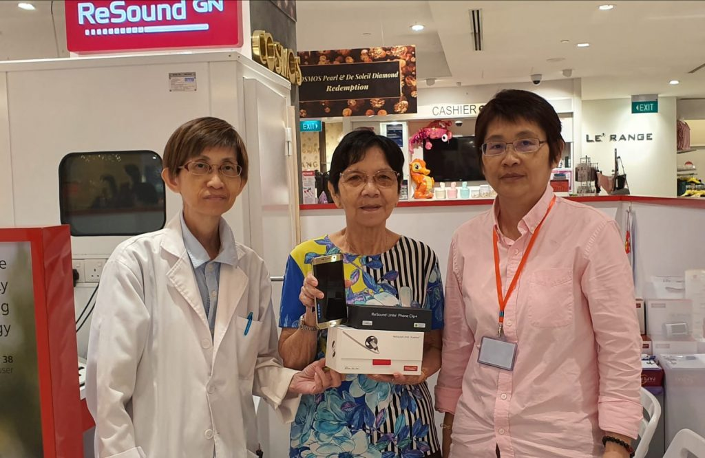 hearing aids in singapore best hearing centre testimonial