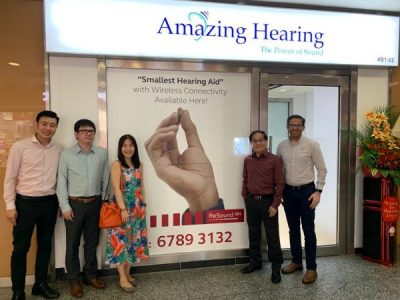 Hearing Centre at Tiong Bahru MRT
