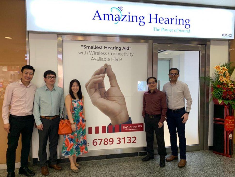 Hearing Centre Tiong Bahru MRT Singapore