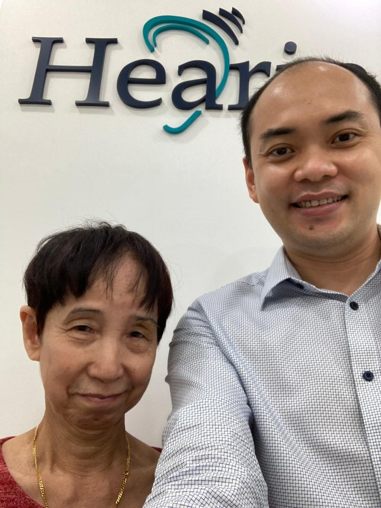 James Tan Hearing Consultant Audiologist Amazing Hearing Jurong