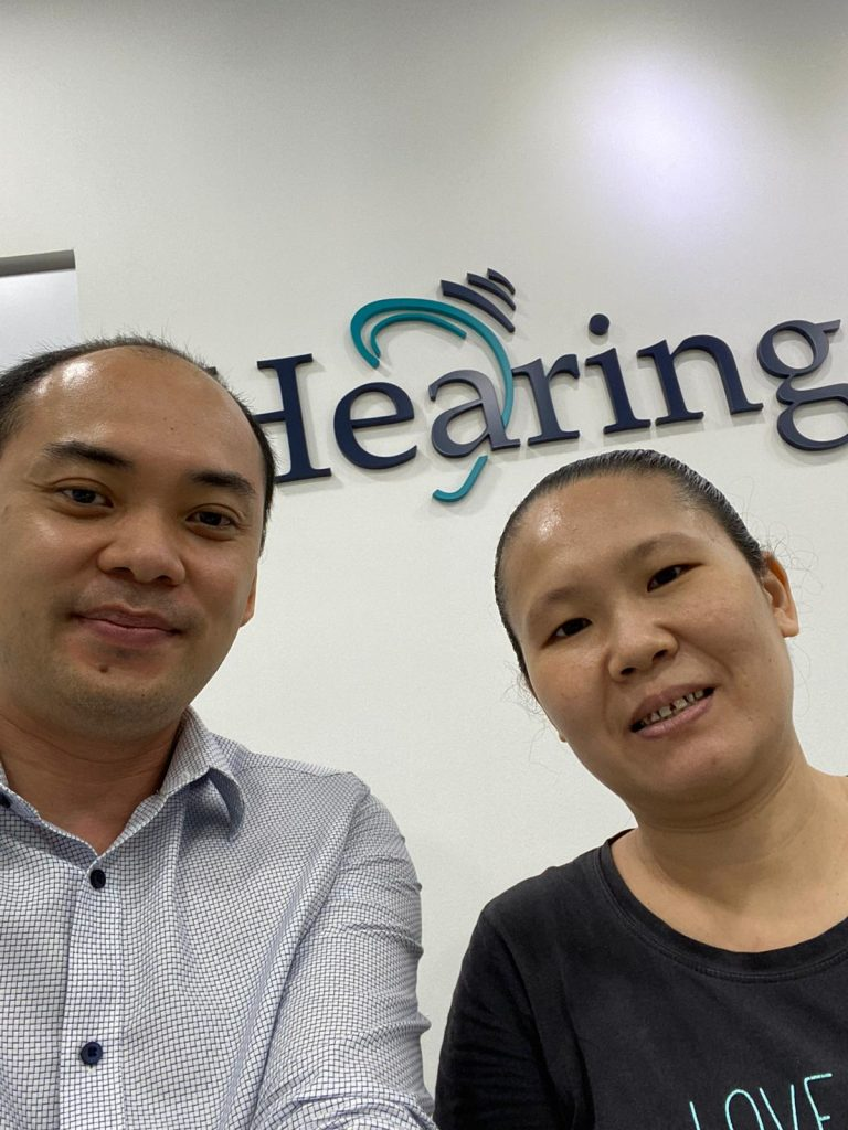 Hearing Consultant Audiologist Amazing Hearing Jurong Customer