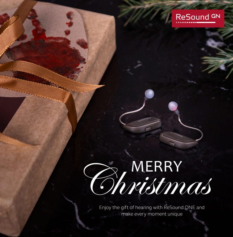 Christmas gift hearing aids Singapore
