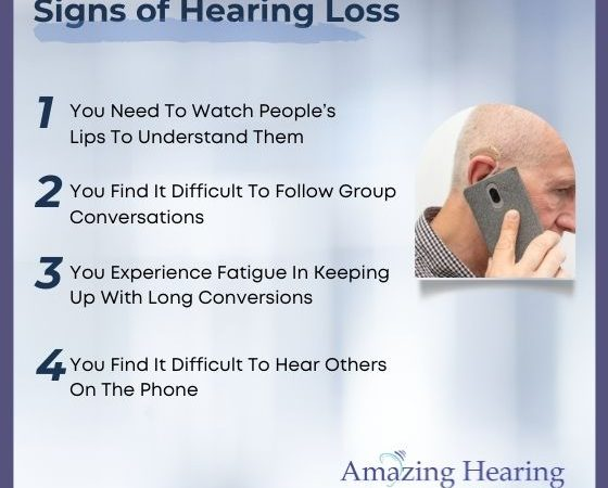 5 Signs That Show You Need To Start To Invest In A Hearing Aid