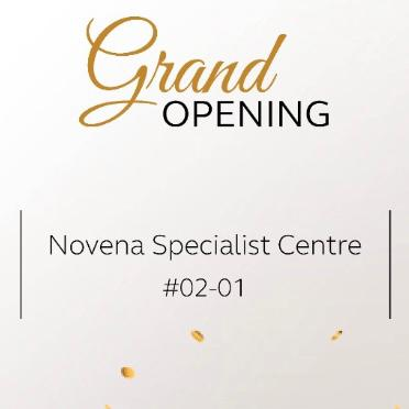 novena specialist hearing centre grand opening
