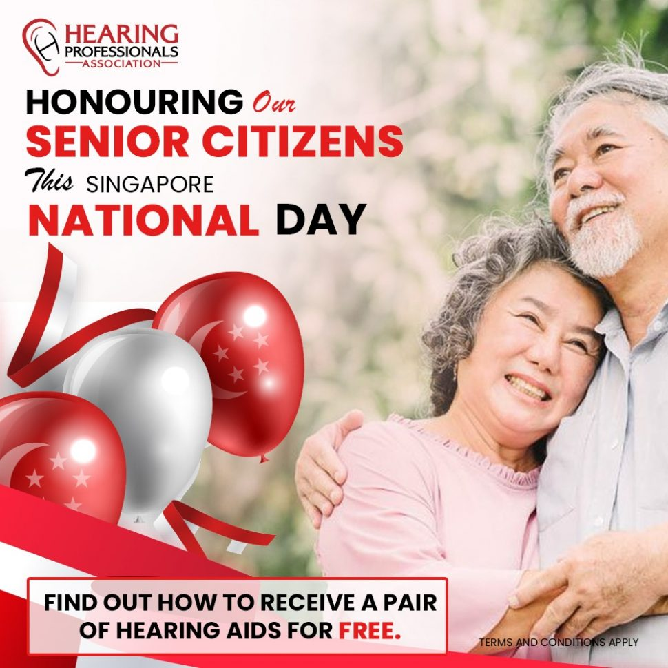 hearing aids for pioneers and seniors